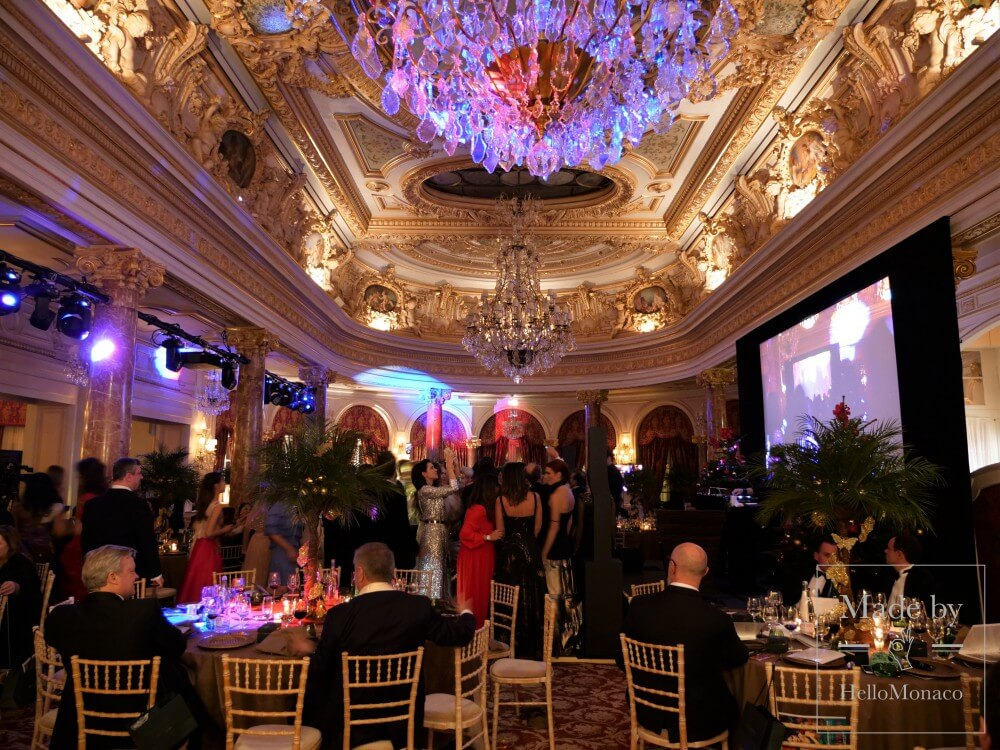Photo of Christmas Ball in Monaco had great success