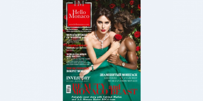 HelloMonaco Magazine: winter edition