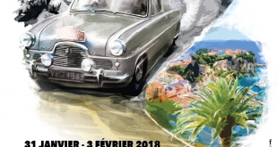 2nd Monte-Carlo Classic Rally