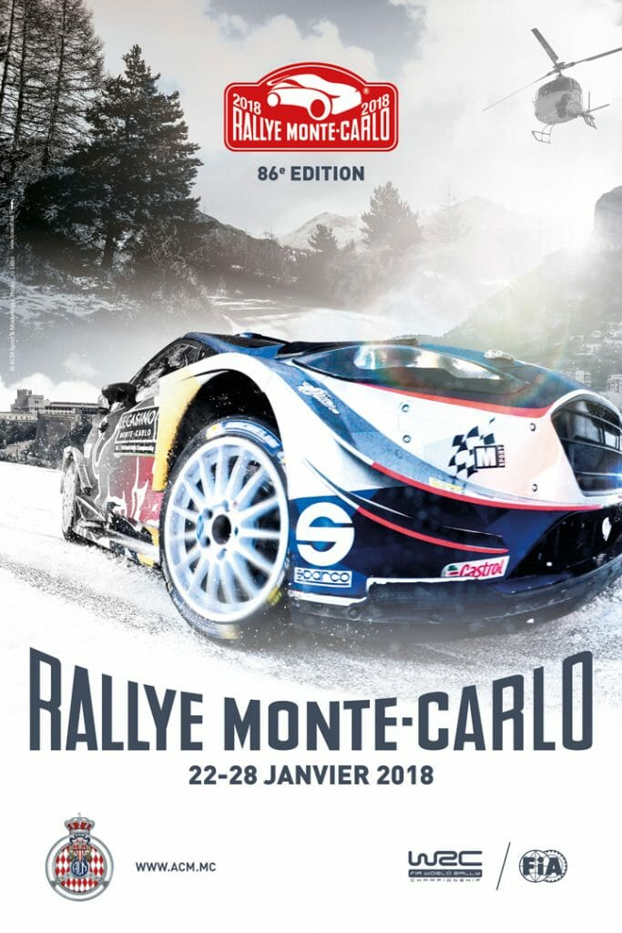 86th Monte-Carlo Rally