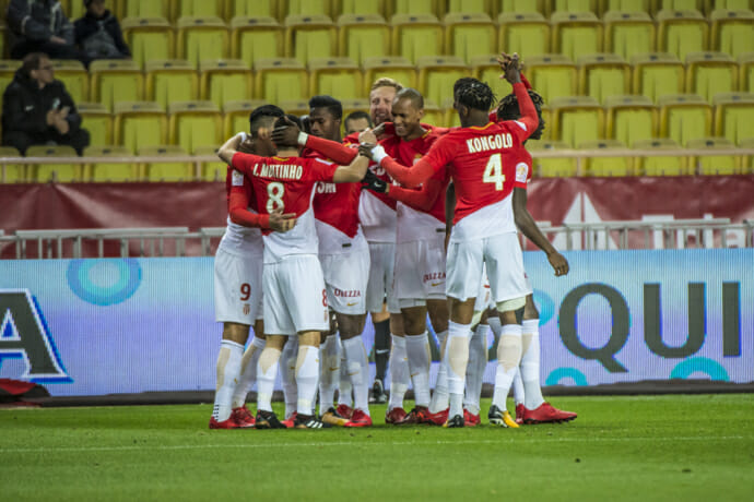 Photo of AS Monaco got back to winning in the game against Angers 1-0