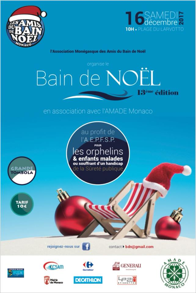 Image Ou Photo De Noel.Take The Christmas Plunge 13th Bain De Noel Will Take