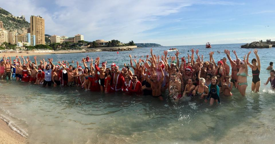 Photo of Take the Christmas Plunge: 13th 'Bain de Noël' will take place this weekend