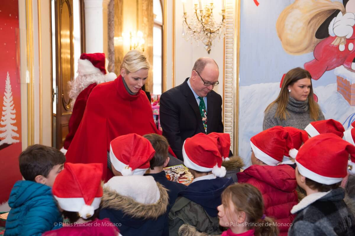 Photo of Christmas at the Prince's Palace and other princely news