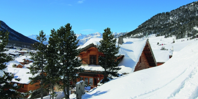 7 ski resorts around Monaco