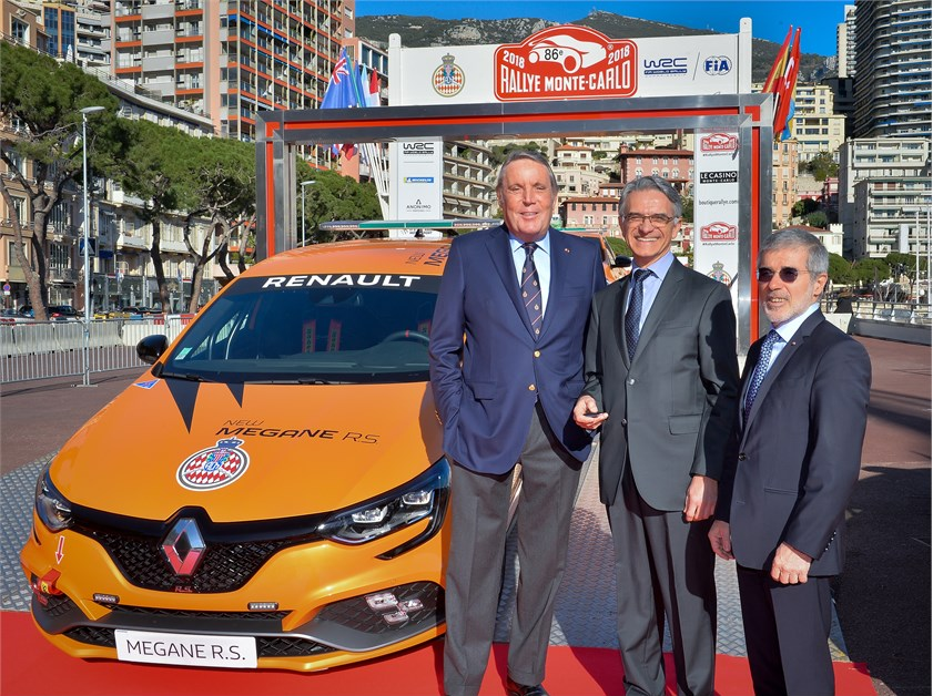Photo of ACM Boosts the Lead Cars and Advanced Safety Fleet for the Monte-Carlo Rally