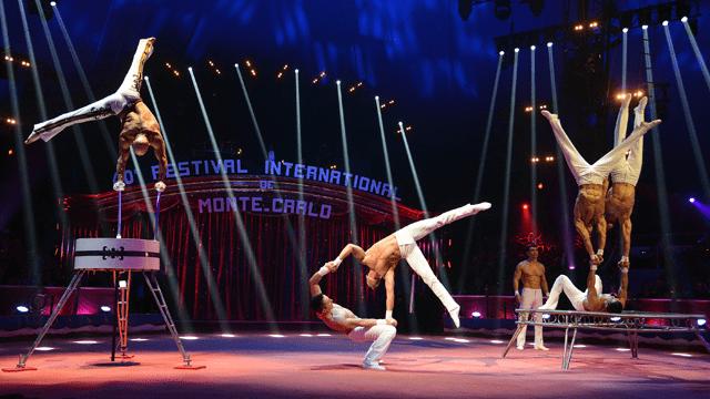 Monte Carlo Circus Festival