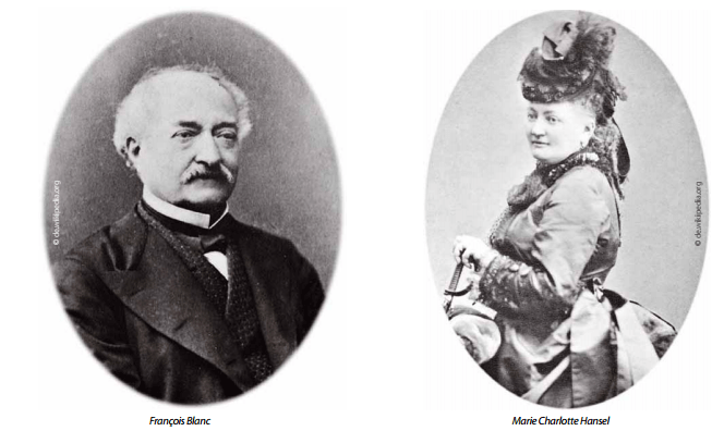 François and Marie Blanc