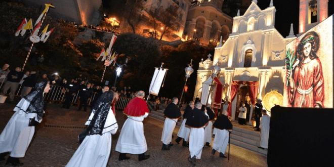 Saint Devota's Day