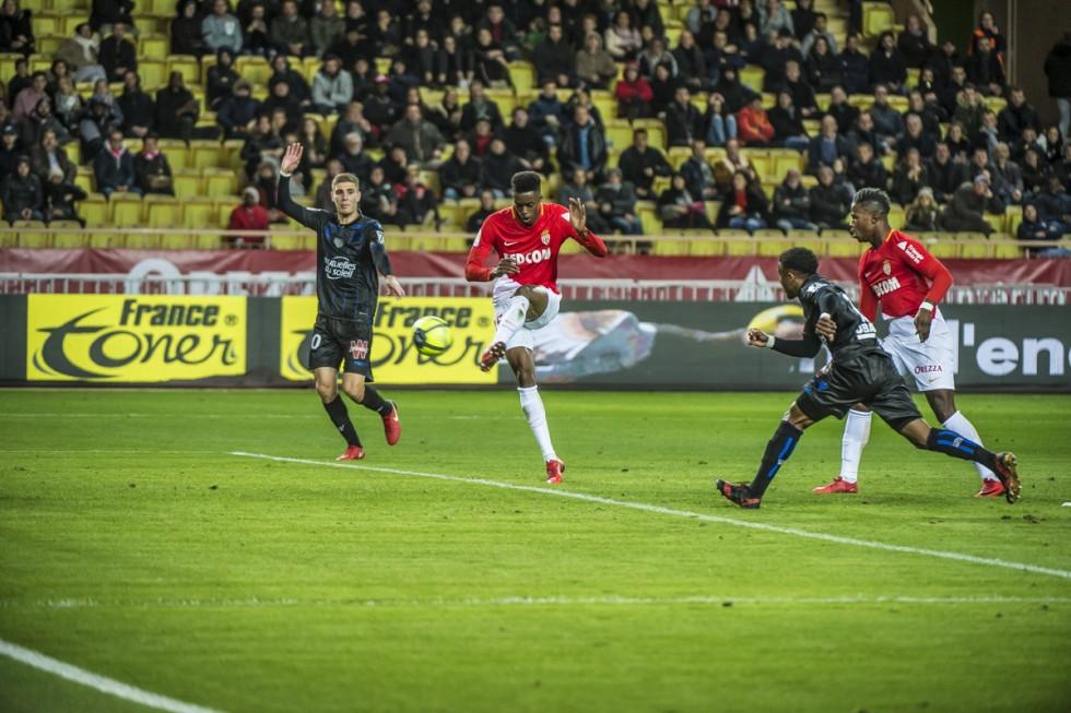 AS Monaco vs OGC Nice
