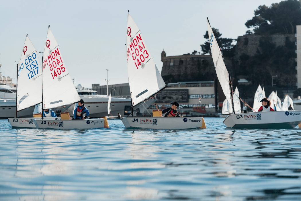 Photo of Monaco Optimist Team Race: A Scandinavian victory