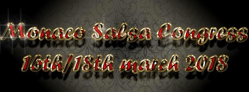 Monaco salsa Congress 2018