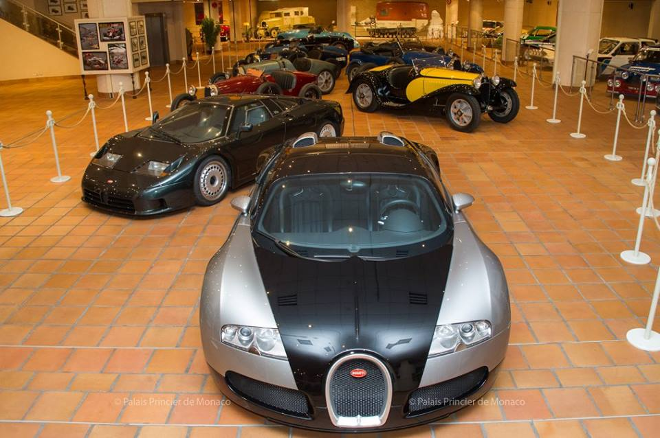 Prince Albert's Personal Car Collection