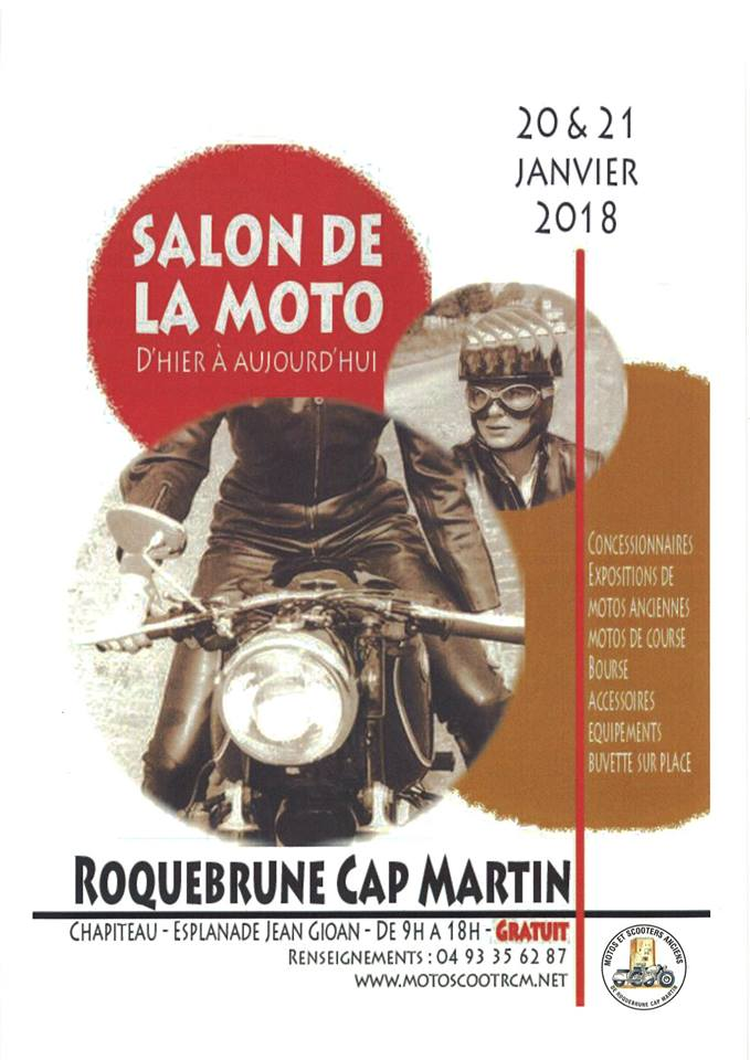 "Moto salon ""From Yesterday till Today"""