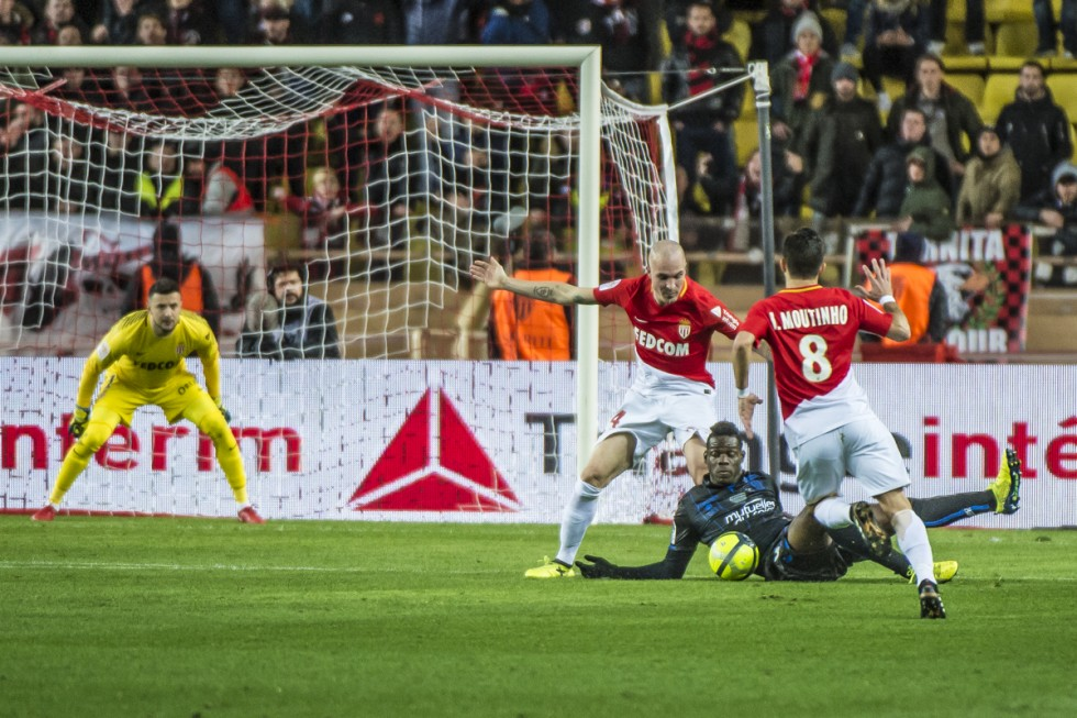 Photo of AS Monaco claimed a draw against OGC Nice 2-2