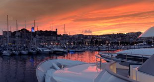 chartering a yacht for Cannes Lions