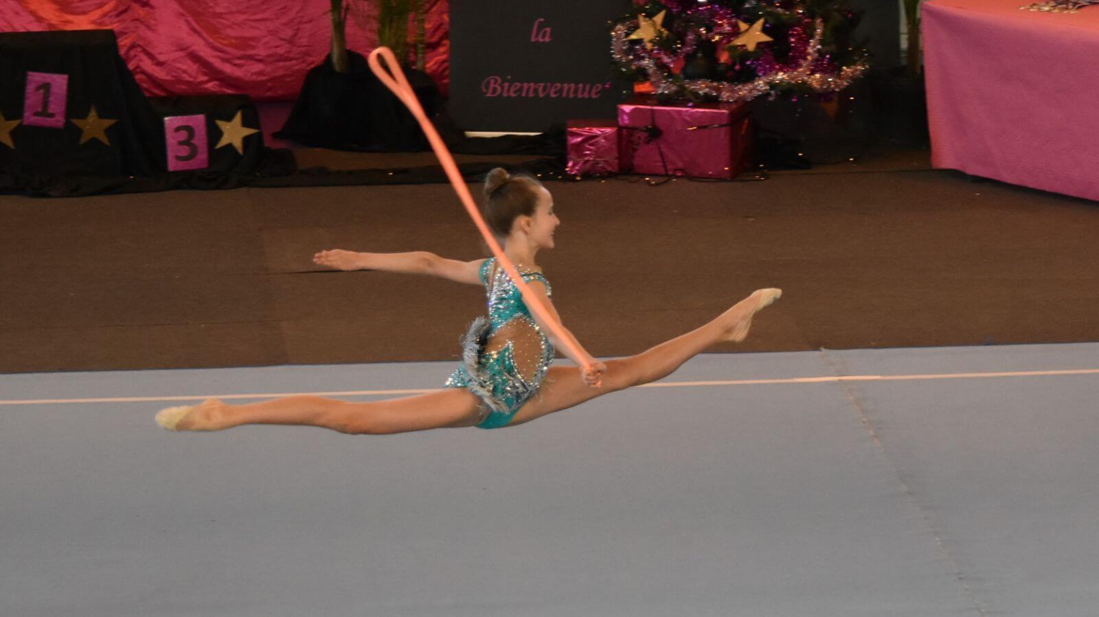Alisha Monaco Gymnastics
