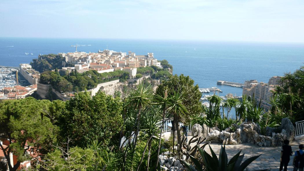 Exotic Gardens Monaco