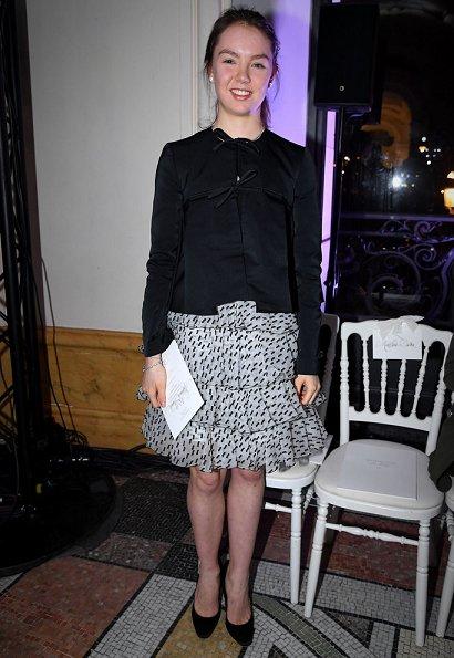 Princess Alexandra attends Giambattista Valli Show