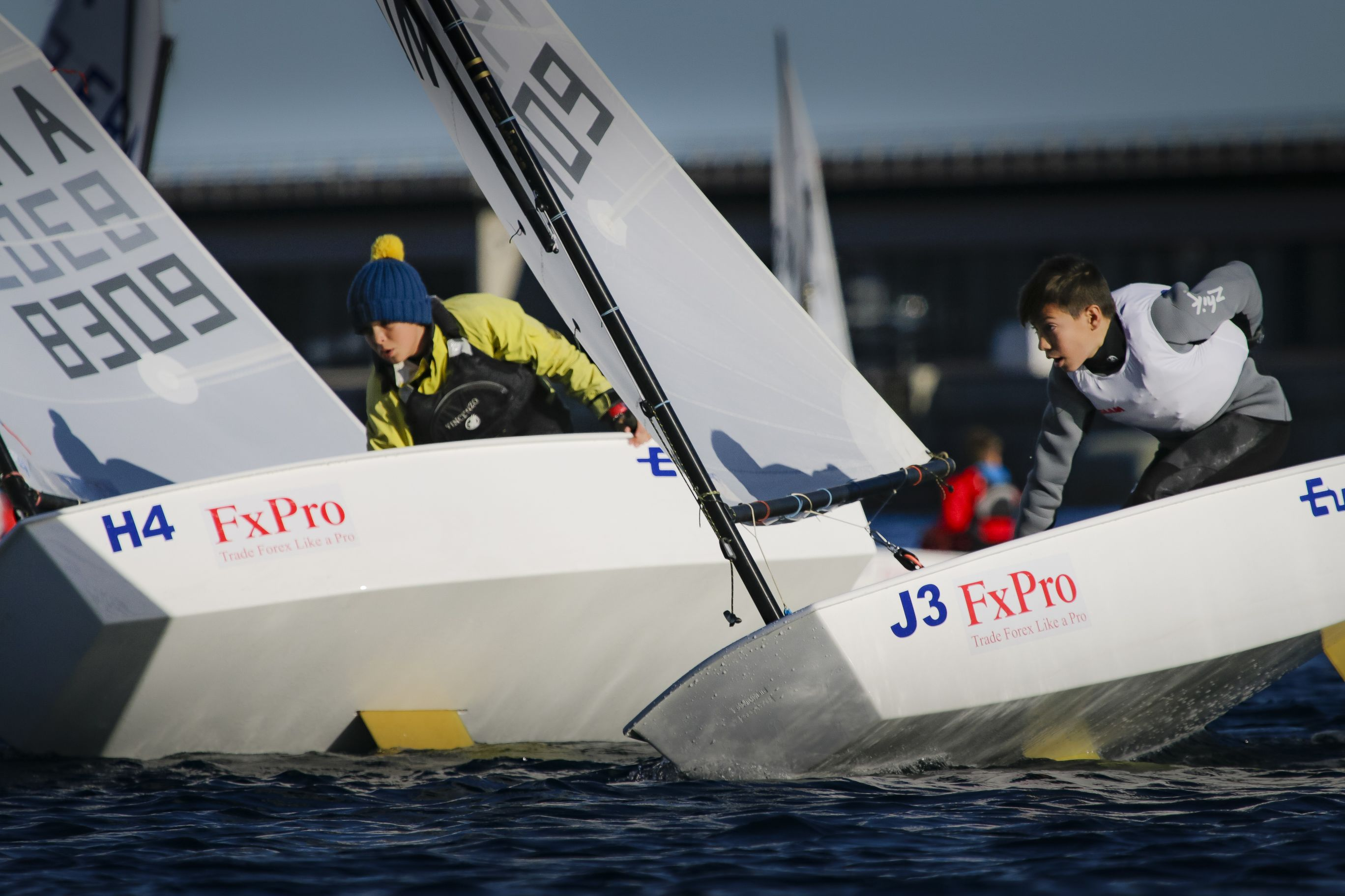 Monaco Optimist Team Race