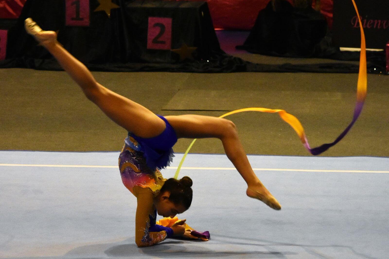 Marta, Monaco Gymnastics Club