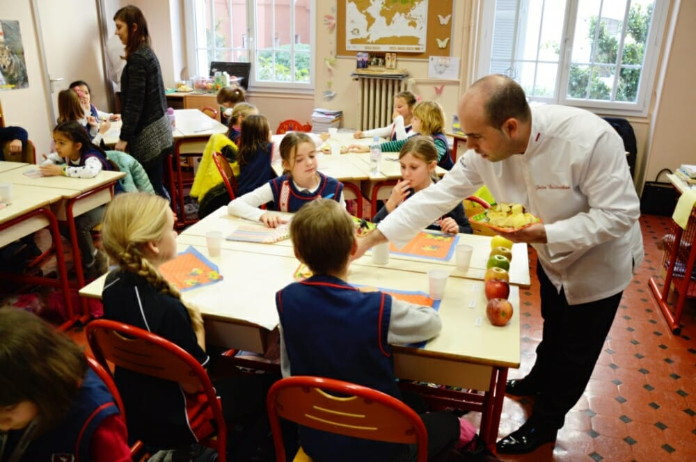 Photo of Good Food for Children: Monaco Goût et Saveurs Association Celebrates 20 Years