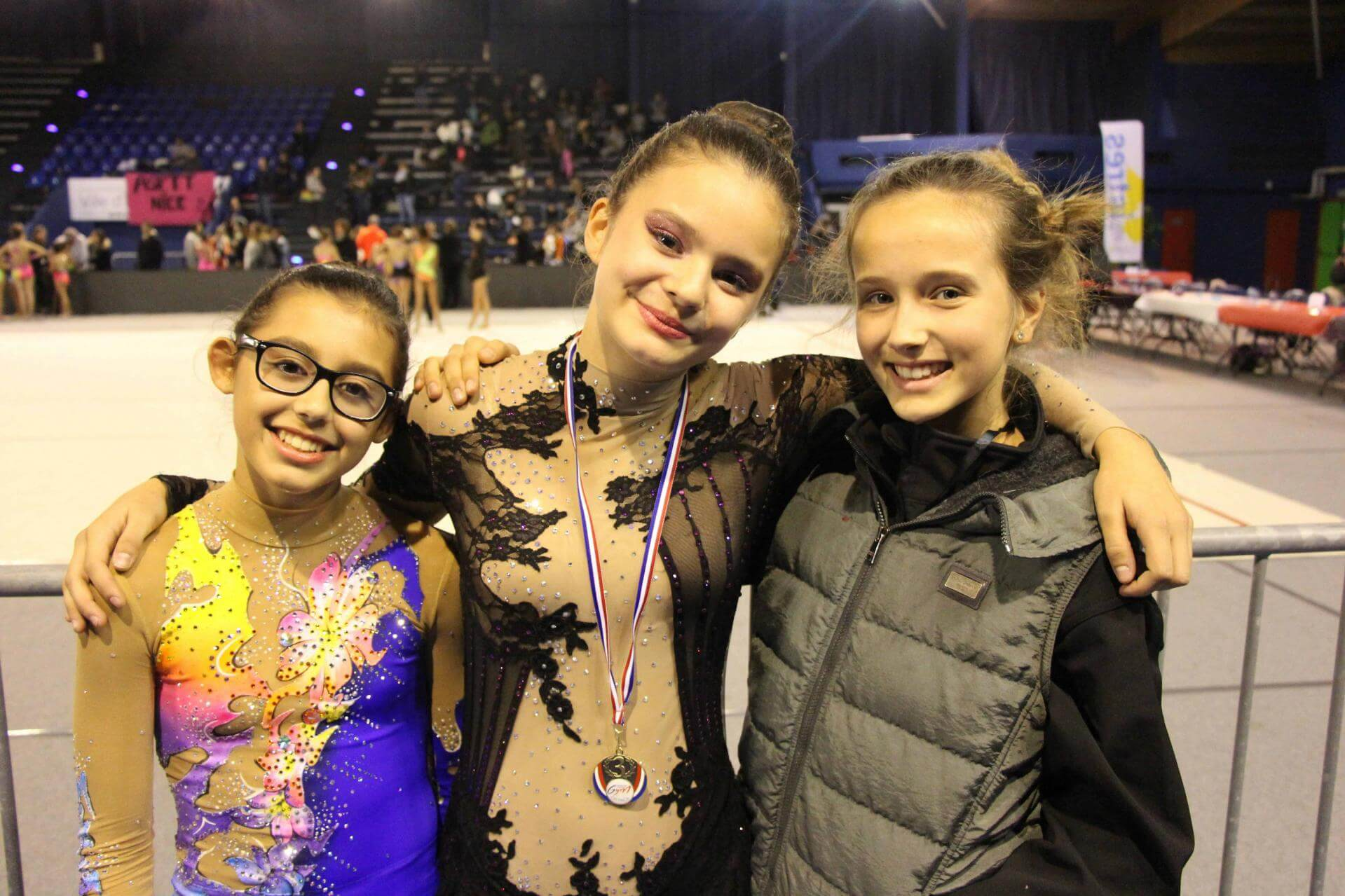 Photo of Two Gymnasts from Monaco will Compete at the French Championships