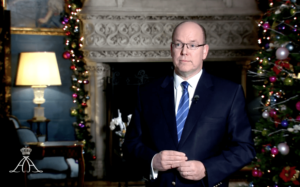 Prince Albert New Year's Speech 2018