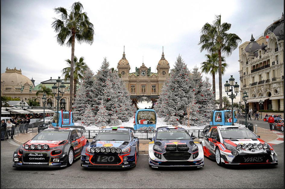 Photo of 86th Monte-Carlo Rally is approaching quickly