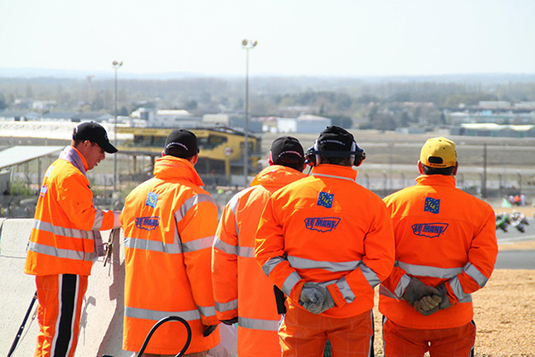 Safety Race Marshals