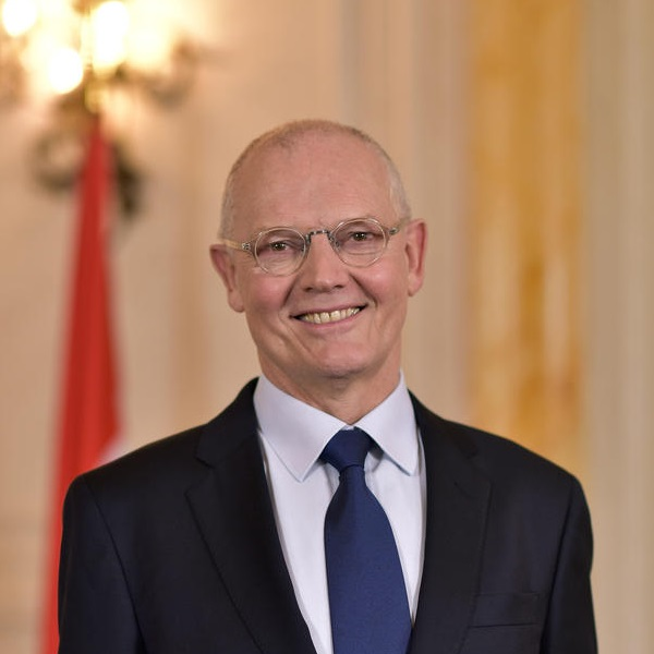 Serge Telle, Minister of State