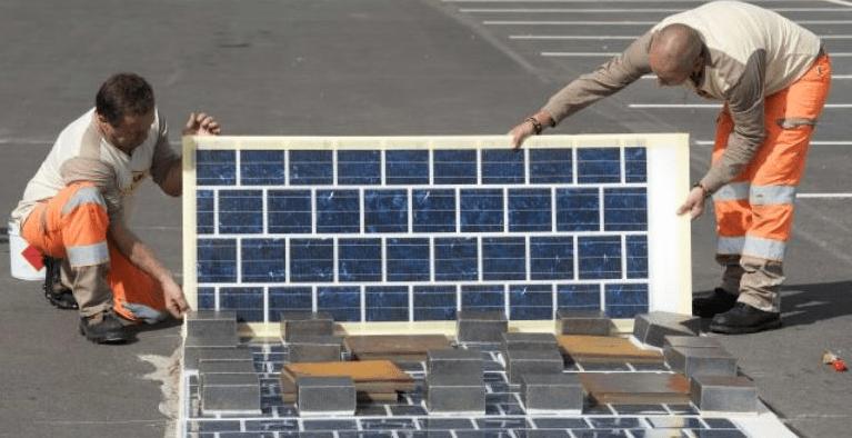 Solar Wattway