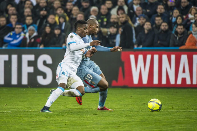 Photo of AS Monaco earned another point playing in draw 2-2 against Olympique de Marseille