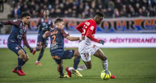Montpellier vs AS Monaco