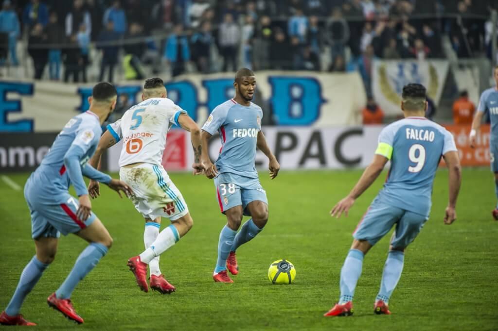 AS Monaco vs Olympique de Marseille