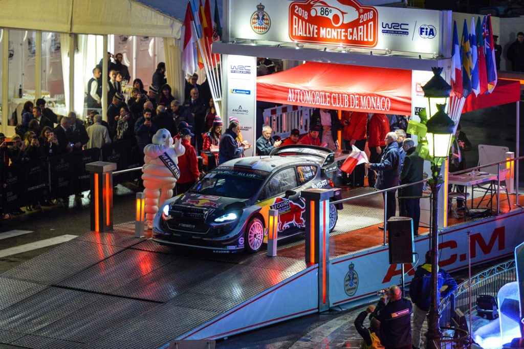 Photo of 86th Monte-Carlo Rally: Fasten your seat belts. The show begins!