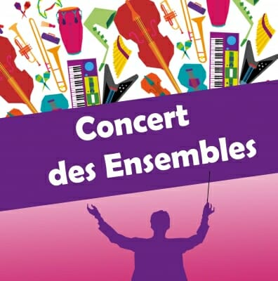 Ensembles Concert by the pupils of the Rainier III Academy