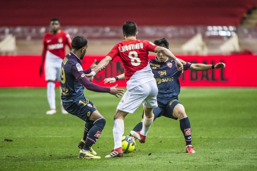 Photo of AS Monaco brougth another win over Dijon 4-0