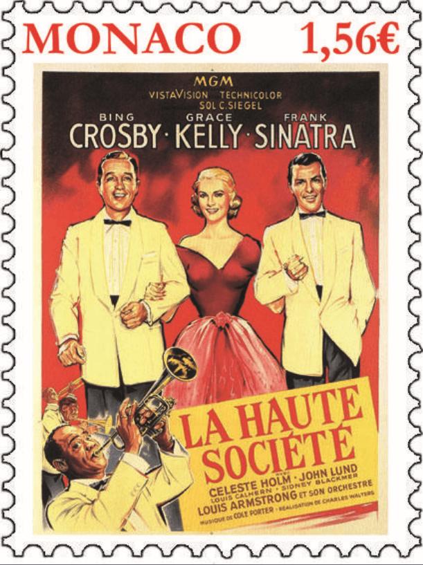 High Society stamp