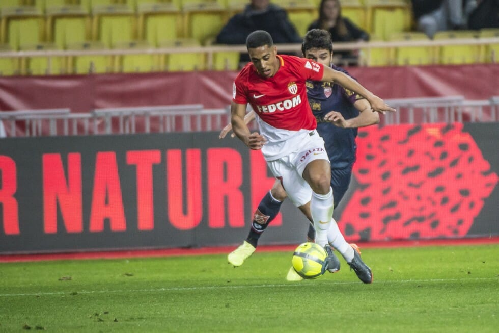 Second-placed Monaco romp to 4-0 win against Dijon