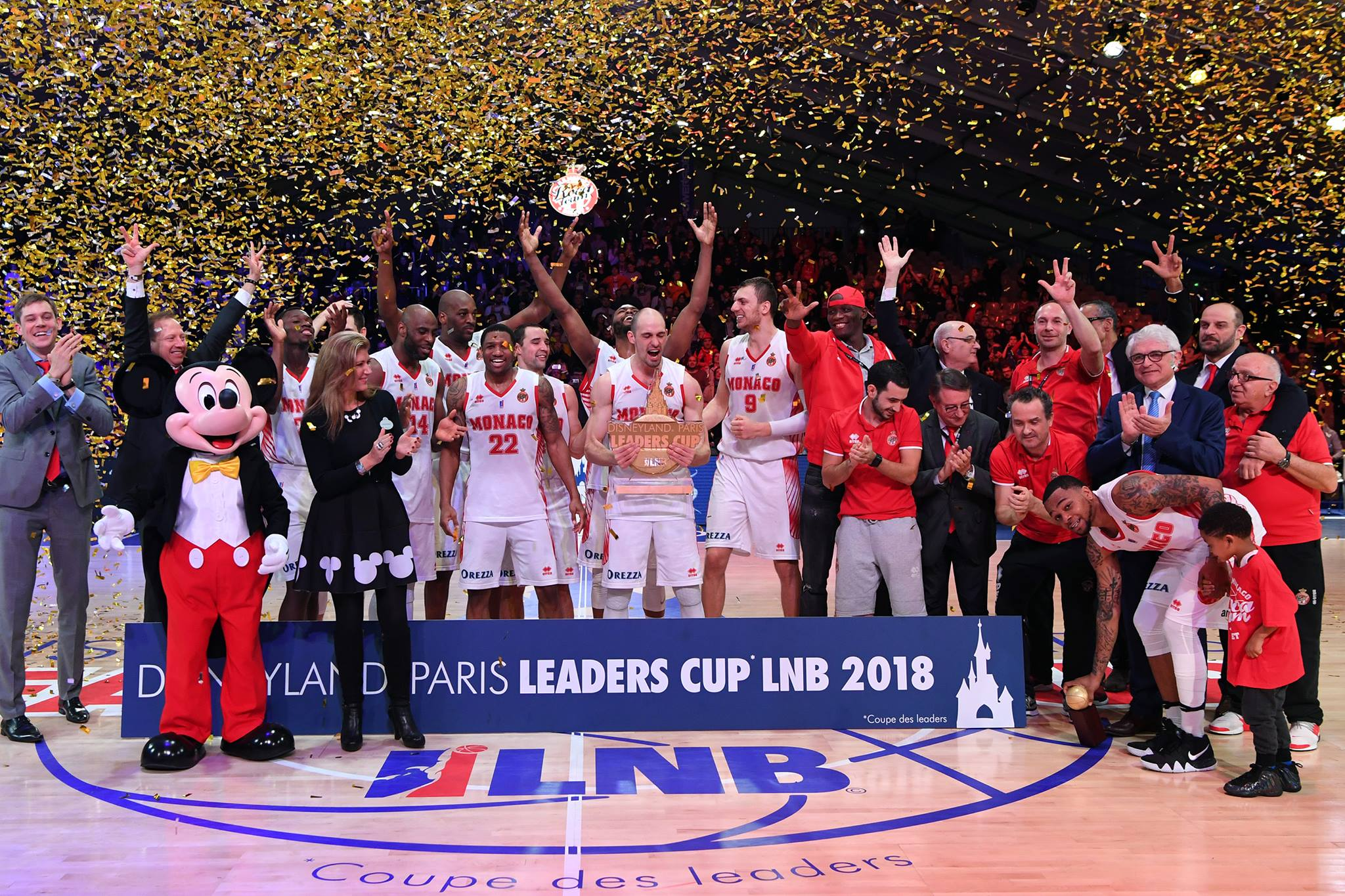 Photo of AS Monaco Wins Third Consecutive Leaders Cup!