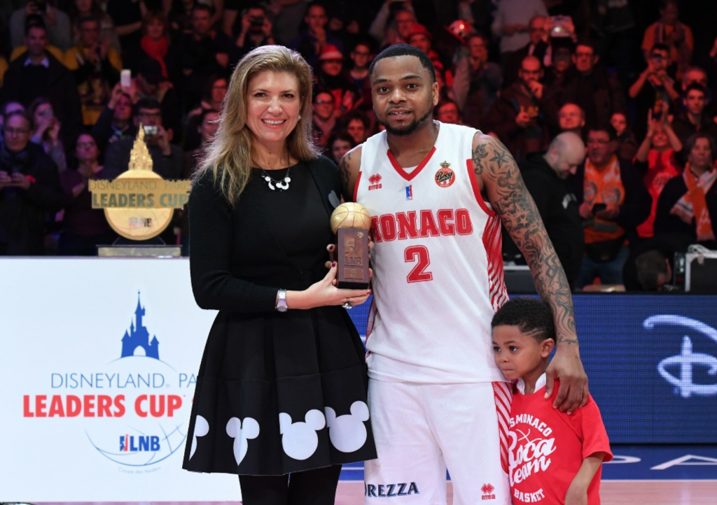 DJ Cooper, Leaders Cup MVP