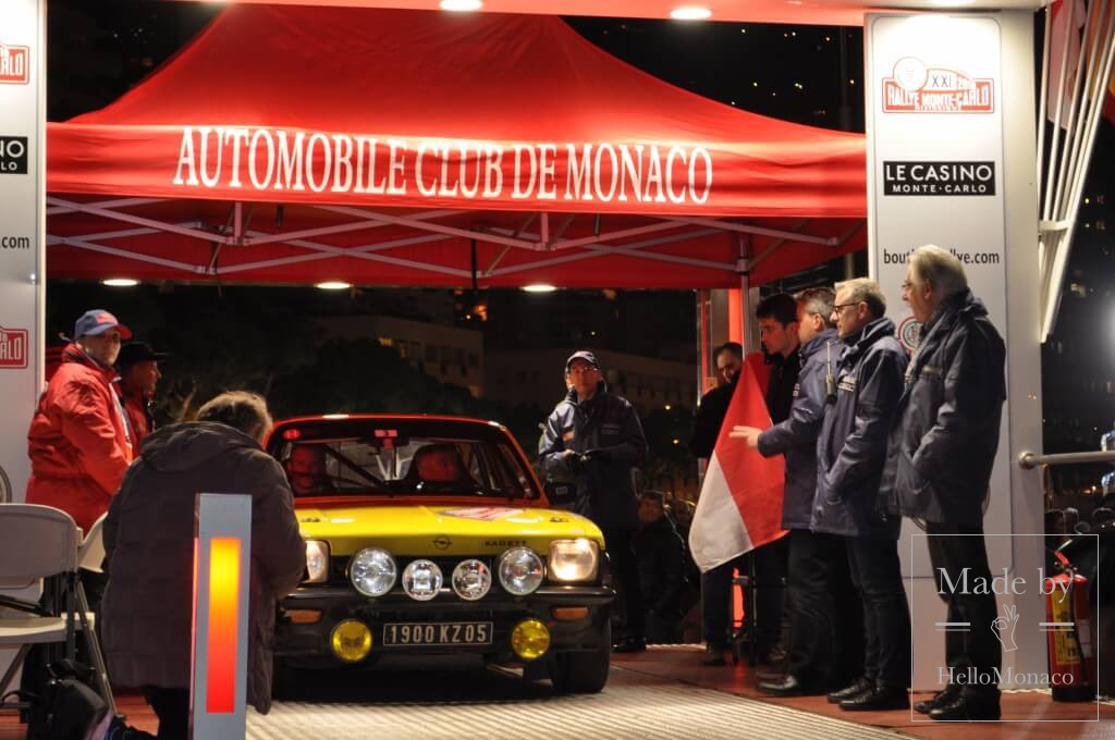 21st Rallye Monte Carlo Historique