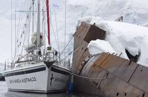 Antarctic Blanc