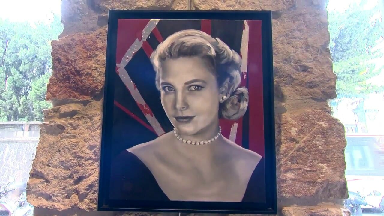 Patricia De Villaines Private Gallery Princess Grace