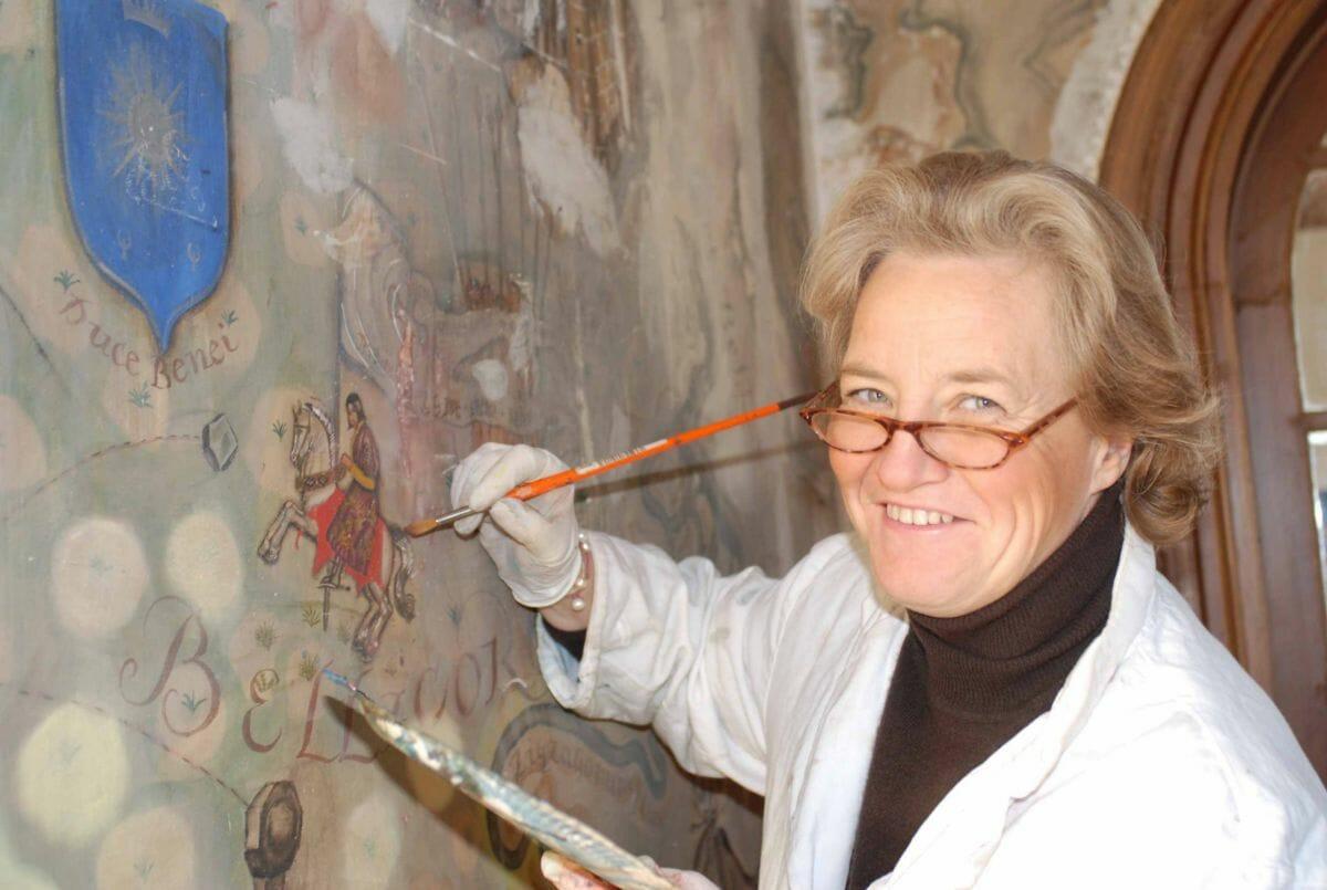 Photo of Portrait Exhibition by Patricia De Villaines