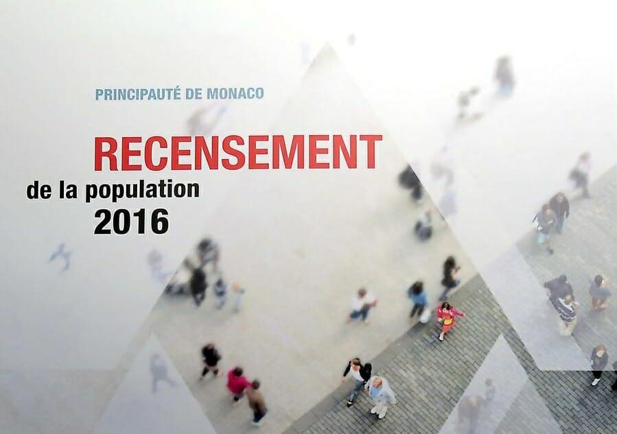 Recensement population 2016
