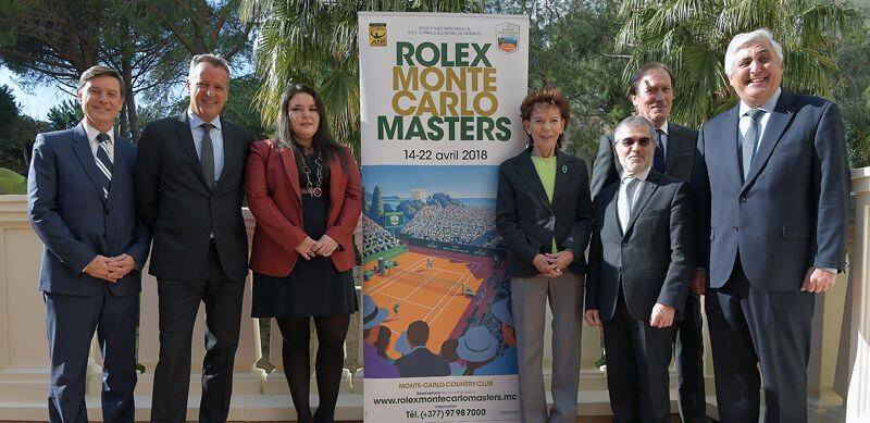 Photo of Announcing the Rolex Monte-Carlo Masters 2018