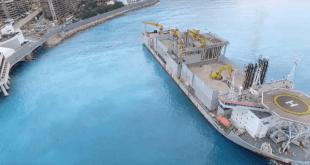 Simon Stevin Seafront Extension Monaco