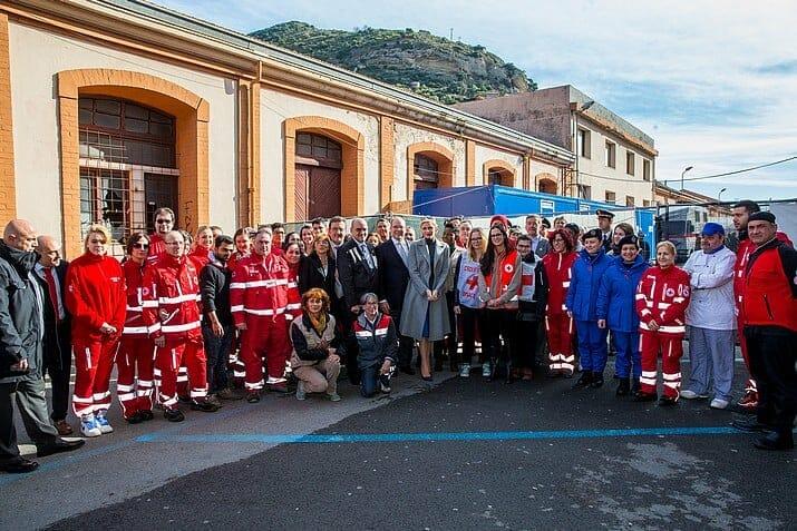 Ventimiglia Migrant Camp 2016